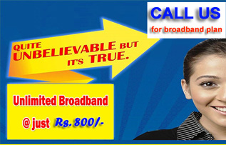 Camwel Broadband plan
